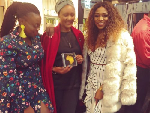 DJ Zinhle & Bongi Mbanga – Meeting Your Power