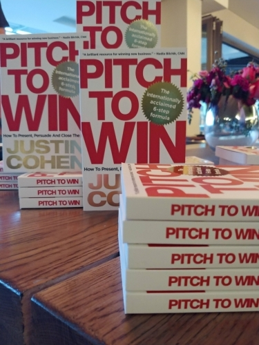 Justin Cohen - Pitch to Win
