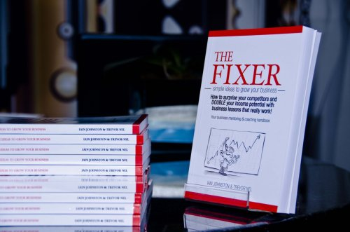 Iain Johnston and Trevor Nel - The Fixer