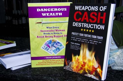 Trish Jenkins – Weapons of Cash Destruction