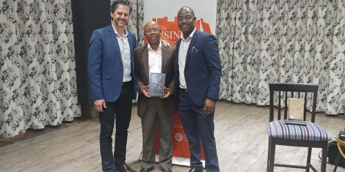 Lift As You Rise with Bonang Mohale